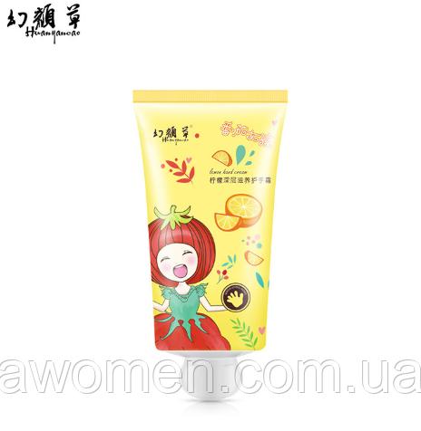 Крем для рук Hanhuo Lemon с экстрактом лимона 50 g