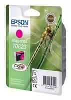Картридж струйный Epson C13T11234A10 Magenta