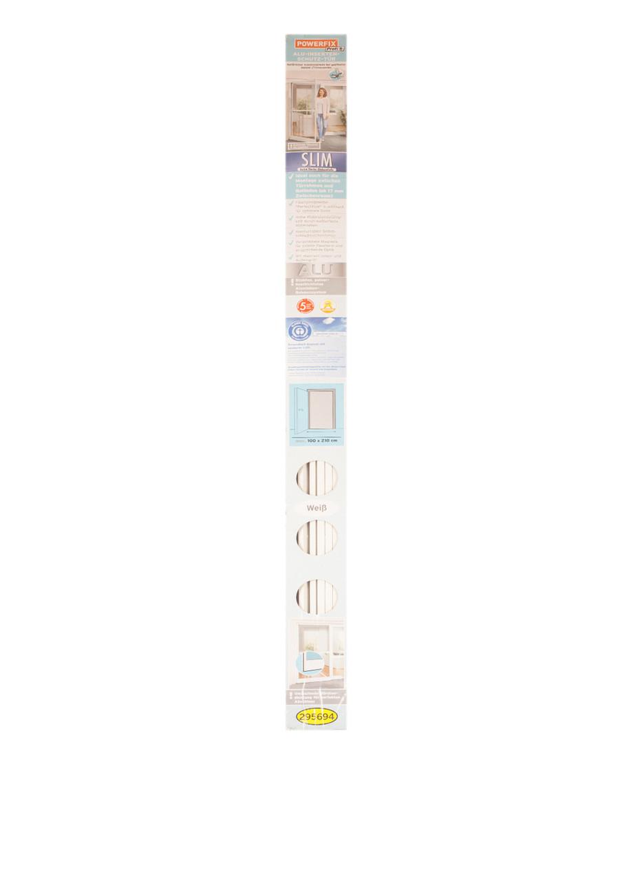 Дверь с антимоскитной сеткой,100*210см