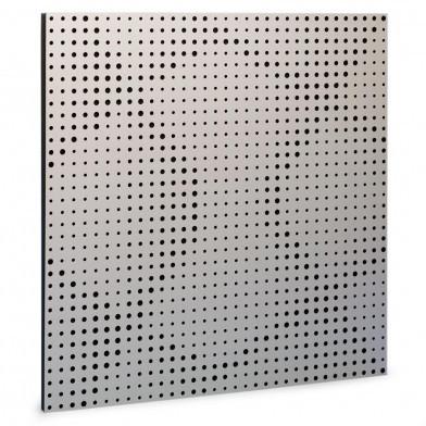 Акустическая панель Ecosound Rhombus White 50х50см 53мм цвет белый