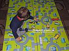 Игровой коврик с дорогами Декор Детство 1800х550х8мм, фото 2