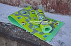 Игровой коврик с дорогами Декор Детство 1800х550х8мм, фото 5