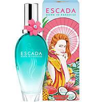 Женская туалетная вода Escada Born in Paradise 100 ml (Эскада Бёрн ин Парадайз)