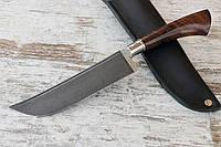 """Нож ручной работы из дамасской стали """"Пчак"""""""