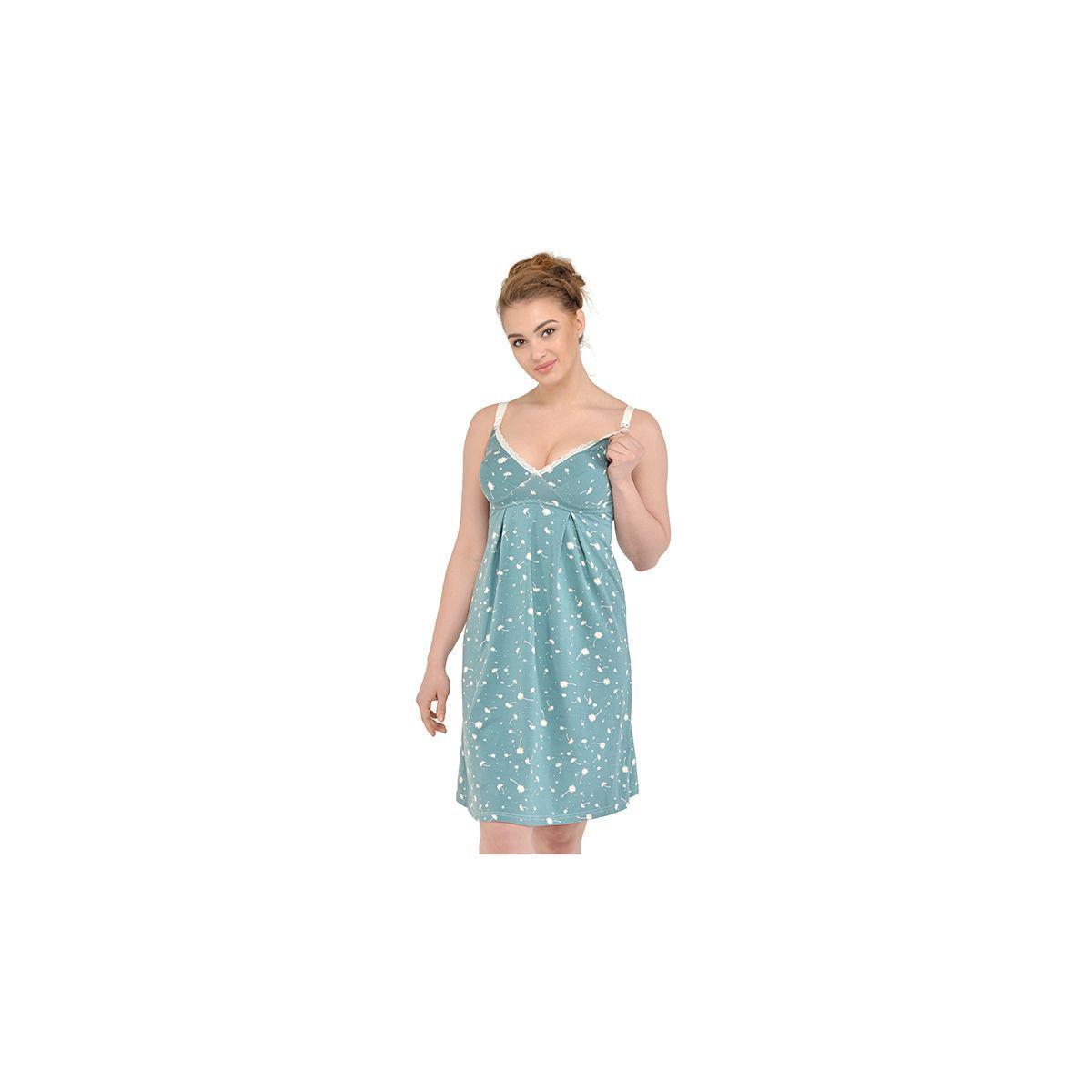 Ночная рубашка Mint Мамин Дом 24168