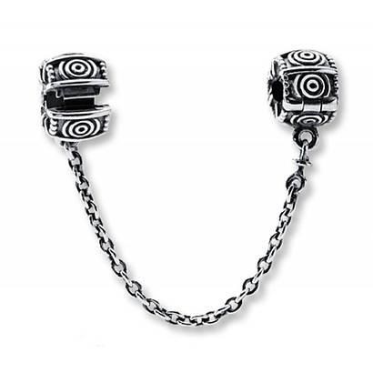 Соединительная цепочка «Круг» в стиле Pandora