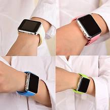 Умные Часы Smart Watch А1 white (англ. версия) + Наушники подарок, фото 3