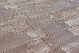 Тротуарная плитка Лайнстоун 30 (капучино)