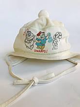Детская шапка для мальчика BRUMS Италия 133BBLA004 шапка Малышкова, велюровая подкладка хлопко весенняя