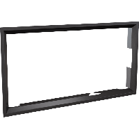 Рамка стальная NADIA 14 (стандарт), фото 1