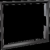 Рамка стальная NADIA 10 (стандарт), фото 1