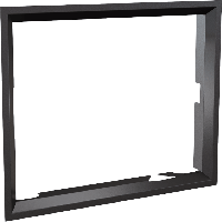 Рамка стальная NADIA 10 (перестановка дверей)