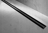 Трап для душа Slim Pro Rеа Black 70 см, фото 1