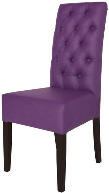 Стул Кенни 1 кат. фиолет