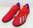 Детские футбольные кроссовки adidas X Tango 18.3 TF (BB9403) Оригинал, фото 4