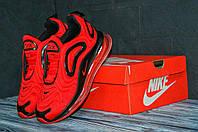 Nike Air Max 720 красные найк кроссовки женские кросовки кеды кеди