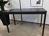 Столешница, стол Черный, ДСП, фото 1