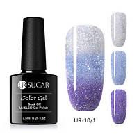 Термо гель-лак для ногтей маникюра термолак 7.5мл UR Sugar, UR-10/1