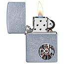 Зажигалка Zippo Button Logo, 29872, фото 3