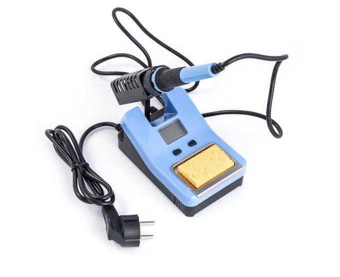 Паяльная станция ZD-8906L 48W с дисплеем и блоком регулировки температуры