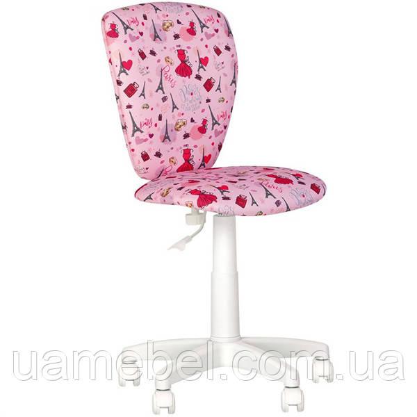 Дитяче комп'ютерне крісло POLLY (ПОЛЛІ) WHITE