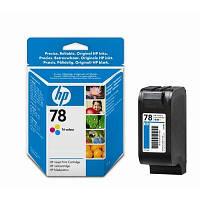 Картридж струйный HP C6578DE (№78) Color