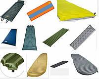 Надувная мебель, коврики туристические, матрасы для шезлонгов