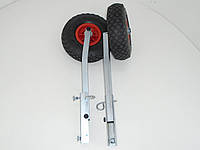 Транцевые колеса КТ400 Штифт, фото 1