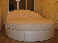 Изготовление кроватей с мягким изголовьем.