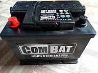 Аккумулятор COMBAT 60Ah