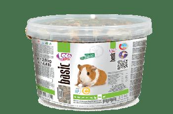 Полнорационный корм LoloPets для морских свинок, 2 кг