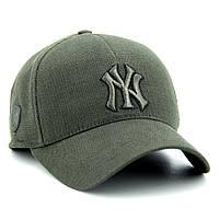 Кепка мужская зимняя New York. Бейсболка