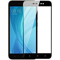 Защитное стекло Full Cover Xiaomi Note 5A, Black