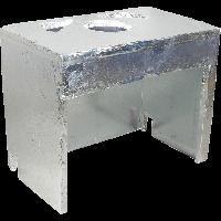 Изоляция для топок с водяным контуром Zuzia гильотина