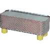 Теплообменник пластинчатый 15 плит