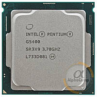 Процессор Intel Pentium G5400 (2×3.70GHz/4Mb/1151v2) БУ