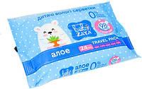 Упаковка влажных салфеток Baby Zaya 24 шт