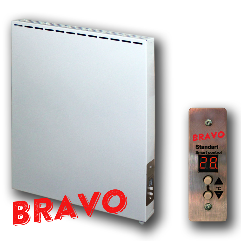 Инфракрасный обогреватель BRAVO 300 с терморегулятором Standart