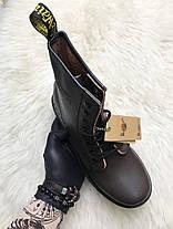 Мужские ботинки Dr.Martens 1460 Brown, фото 2