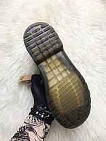 Мужские ботинки Dr.Martens 1460 Brown, фото 3