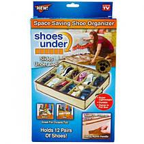 Органайзер для хранения обуви Shoes Under, фото 3