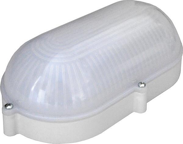 Светильник ЖКХ LED НПП -70 ДППо-07/6 овал белый опаловый 8W 900Lm 5000К IP65