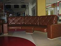 Перетяжка мебели.Гостиница Спорт.