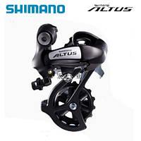 Задняя перекидка Shimano Altus 7-8 скоростей