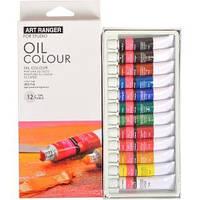 "Краски 12мл ""Art Ranger"" 12 цветов ""Oil"""