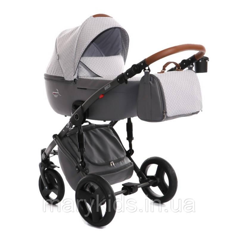 Детская универсальная коляска 2 в 1 Junama Madena 01