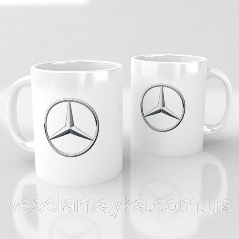 Чашка Mercedes-Benz (Logo)