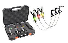 Набор 3 свингера на цепочке Energofish Carp Expert CXP LED Chain Swinger Set с подключением