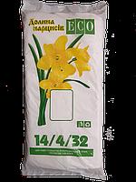 Пакет фасовка эко  Нарцисс 14*32  ( 600 гр.;12 мкм.)