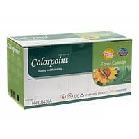 Картридж лазерный Colorpoint CB436A